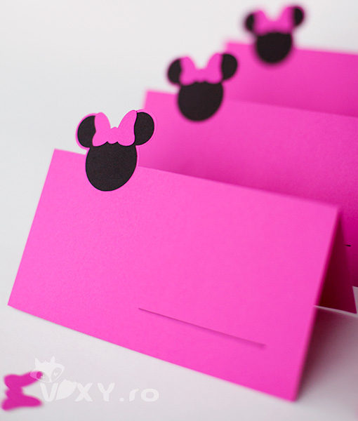 plic dar Minnie, plic pentru bani personalizat, plic pentru dar personalizat Minnie, Minnie Mouse