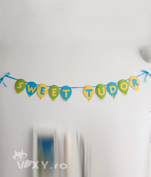 ghirlanda baloane, ghirlanda personalizata baloane, ghirlanda aniversara, ghirlanda copii, ghirlanda petrecere copii baloane