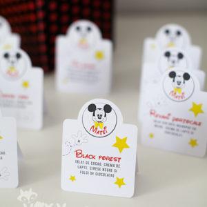 etickete prajituri tema Mickey Mouse, etichete pentru prajituri personalizate, petreceri tematice, Mickey Mouse, etichete candy bar, etichete personalizate, candy bar, vixy.ro, tema Mickey